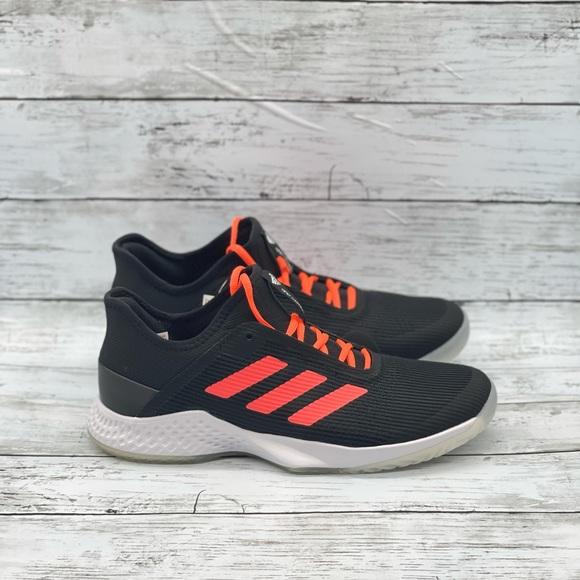 NEW Adidas Adizero Club Men's Tennis Shoes Black